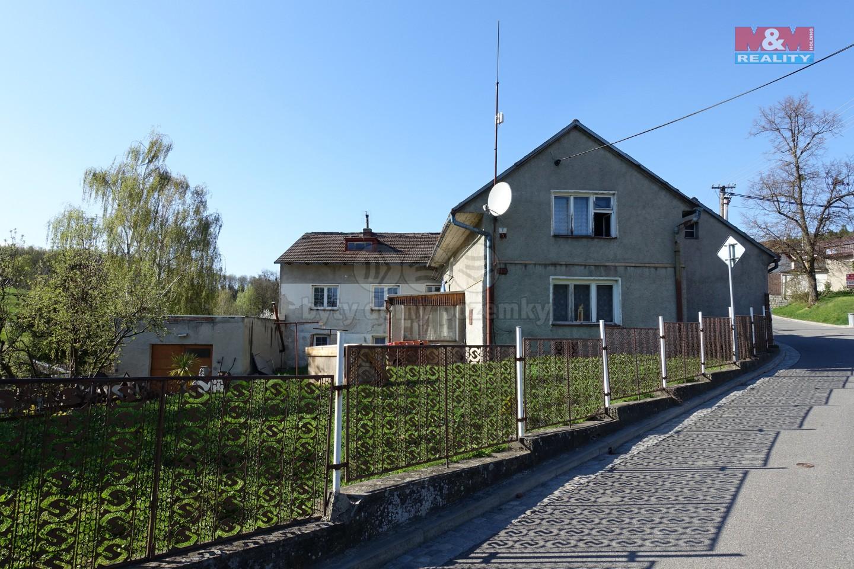 Prodej, rodinný dům 6+2, 1025 m2, Radíkov