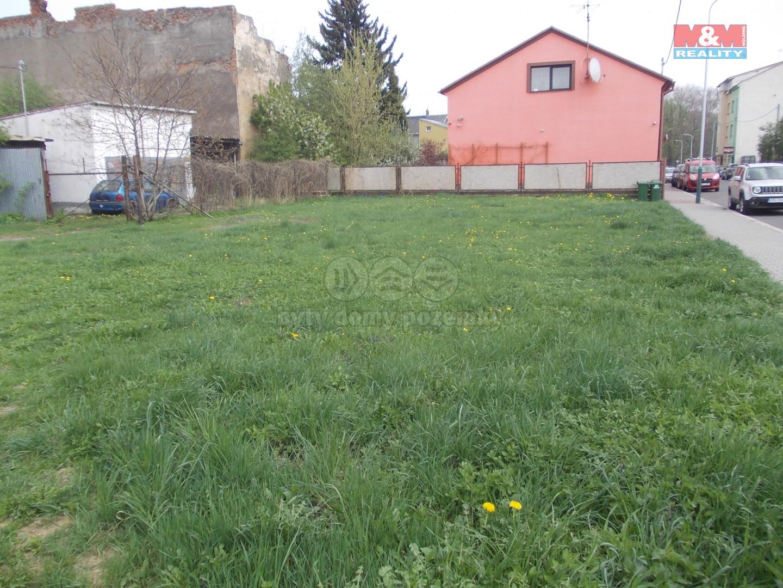 Prodej, stavební pozemek, 1852 m2, Ostrava - Vítkovice
