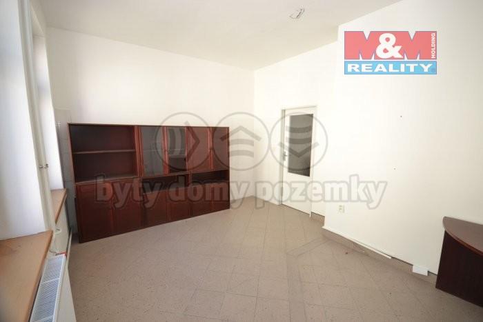 Pronájem, kancelářské prostory, 22 m2, Jablonec nad Nisou