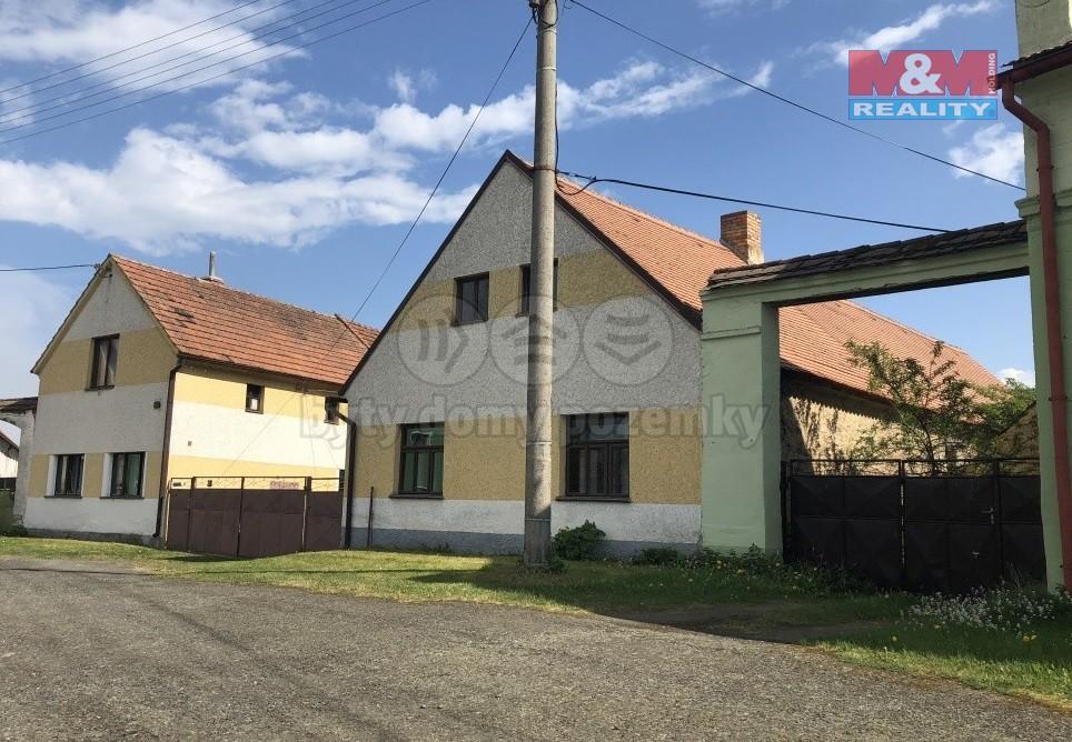 Prodej, chalupa, 2285 m2, Buková u Mezholez