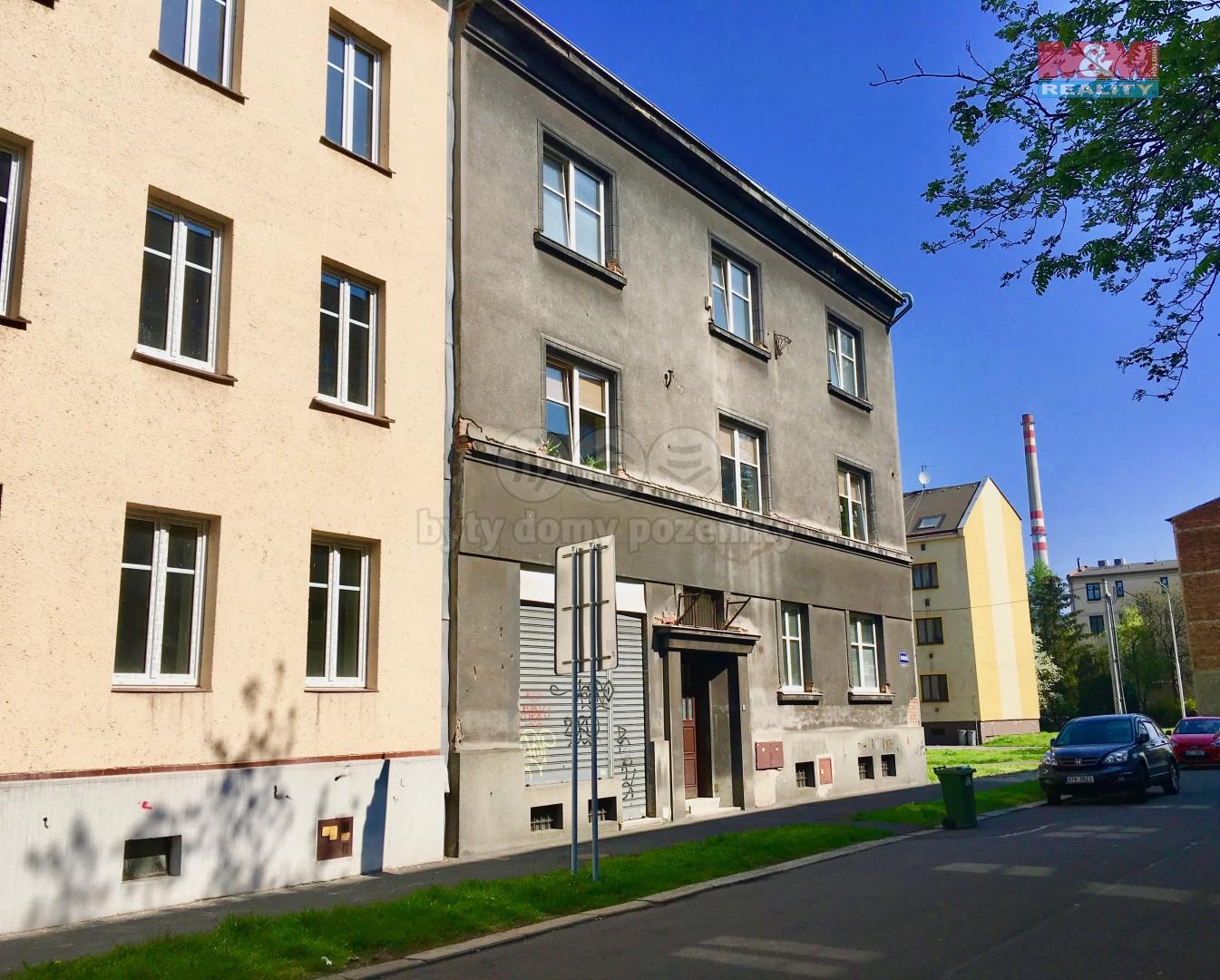 Pronájem, kancelářské prostory, 150 m2, Ostrava - Přívoz