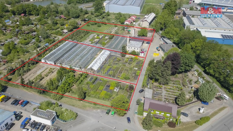 Prodej, provozní plocha, 3136 m2, Frýdek - Místek