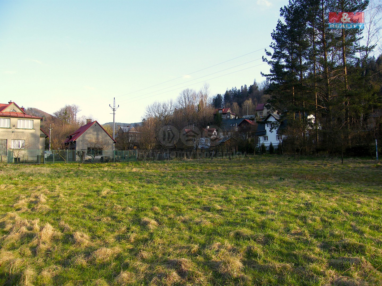 Prodej, stavební pozemek, 1267 m2, Komorní Lhotka