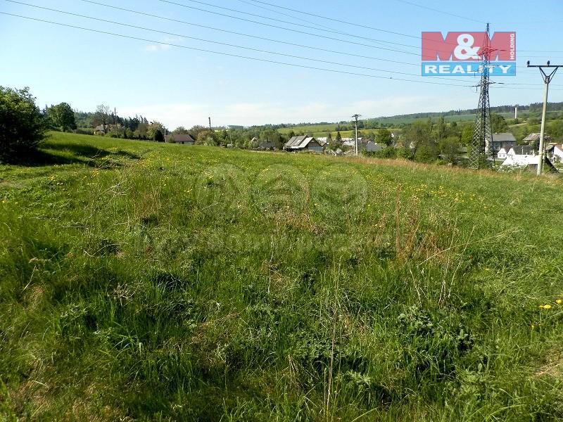 Prodej, pozemek 2014 m2, Horní Benešov