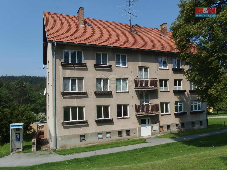 Prodej, byt 3+1, OV, 75 m2, Pohorská Ves