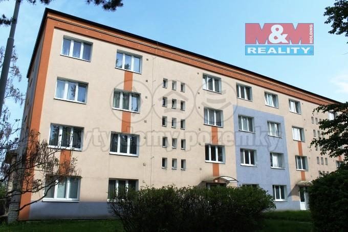 Prodej, byt 2+1, 50 m2, Mělník,