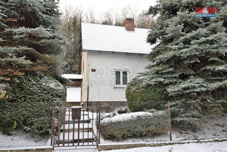 Prodej, rodinný dům, 1+3, Žandov - Radeč