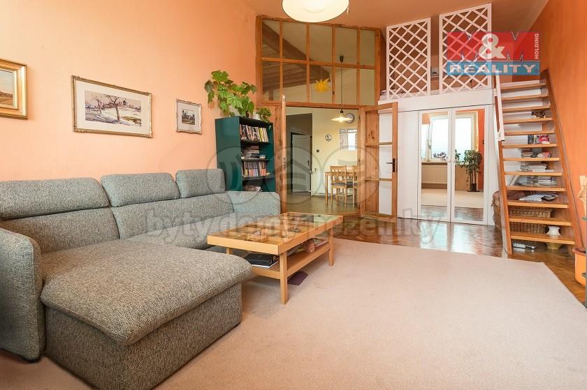 Prodej, byt 3+1, 85 m2, Frýdek - Místek