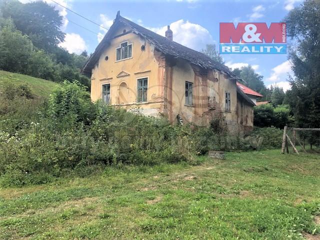 Prodej, rodinný dům 4+1, 149 m2, Úterý, Plzeň-sever