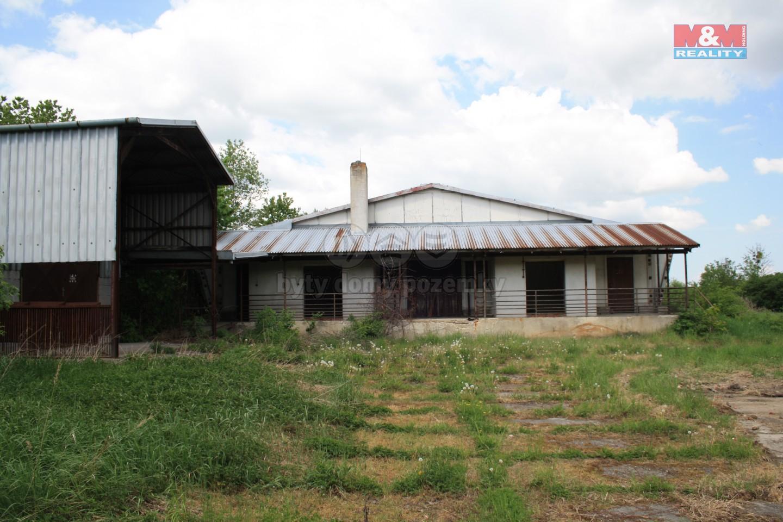 Prodej, zemědělský objekt, 1971 m2, Hořejší Kunčice