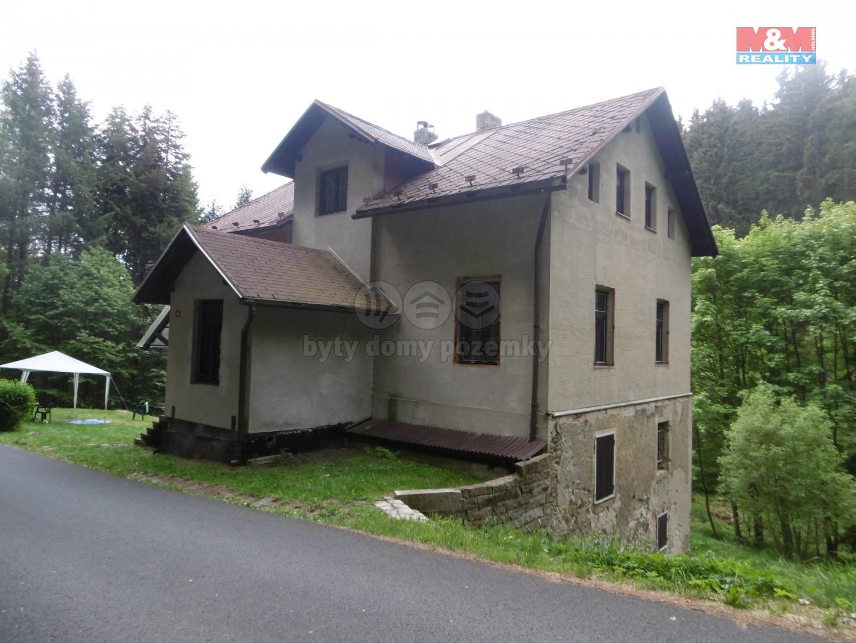 Prodej, chalupa 8+2, 294 m2, Výsluní - Třebíška