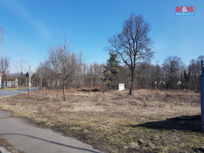 (Prodej, komerční pozemek, 4713 m2, Ostrava, ul. Šenovská), foto 1/9
