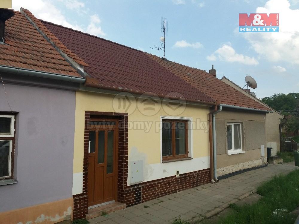 Prodej, rodinný dům 2+kk, 128 m2, Rosice u Brna