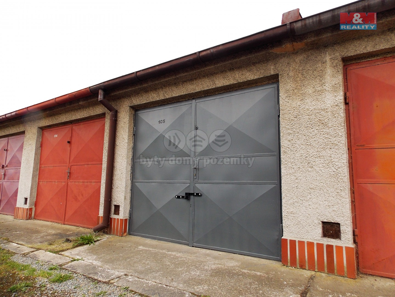 Prodej, garáž, 17 m2, Plzeň, ul. Hlavní