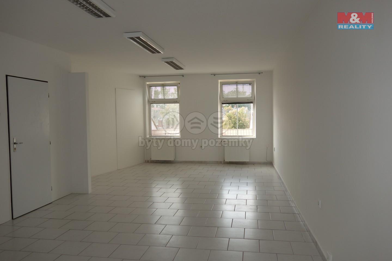 Pronájem, kancelář, 40 m2, Svitavy, náměstí