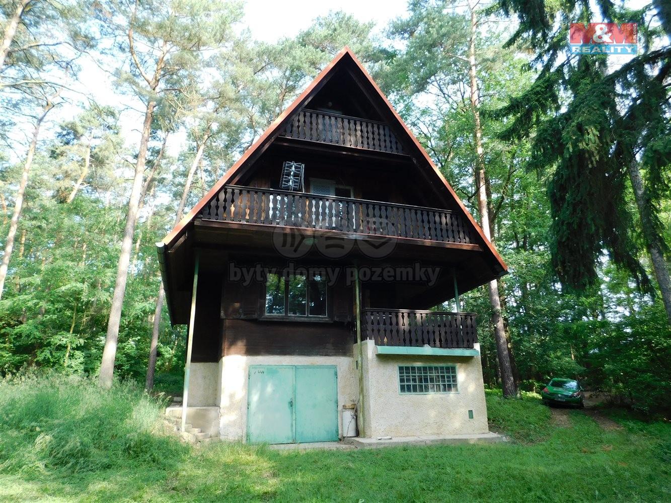 Prodej, chata, 707 m2, Brno - Kníničky