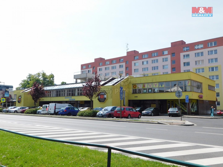 Pronájem, komerční prostory, 54 m2, Bruntál