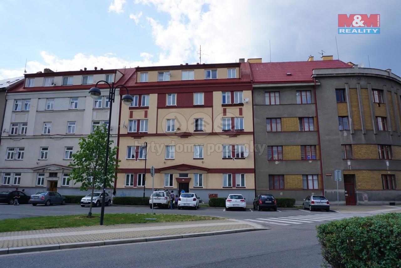 Pronájem, byt 2+1, Pardubice - centrum