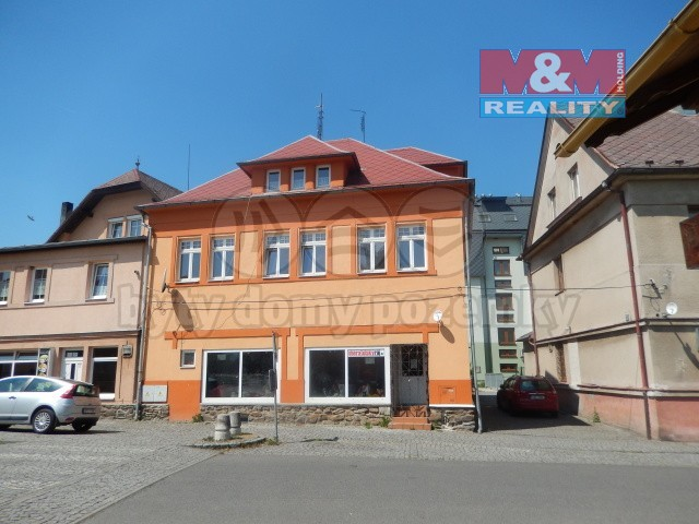 Prodej, rodinný dům, Nýrsko, ul. Křižíkova