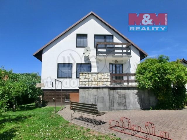 Prodej, rodinný dům 6+2, Krhová