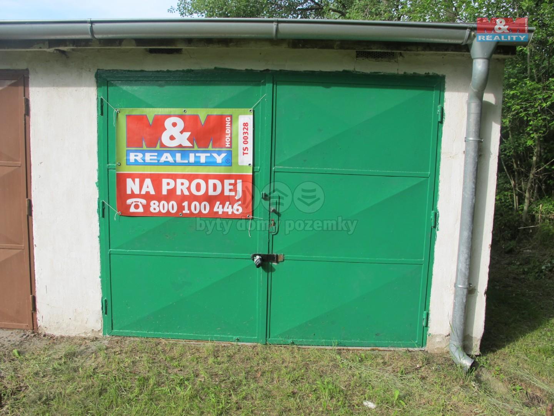 Prodej, garáž, DV, 18 m2, České Budějovice, ul. Okružní