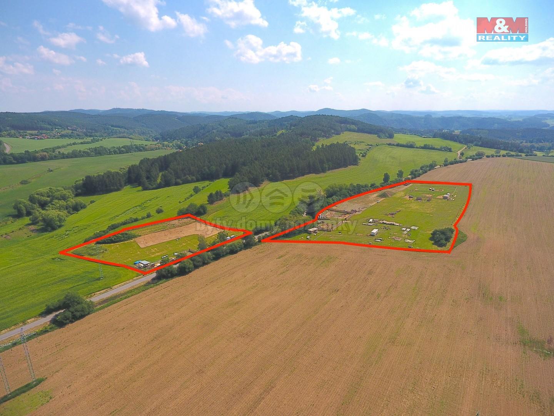 Prodej, Eko farma, 31 682 m2, Drevníky