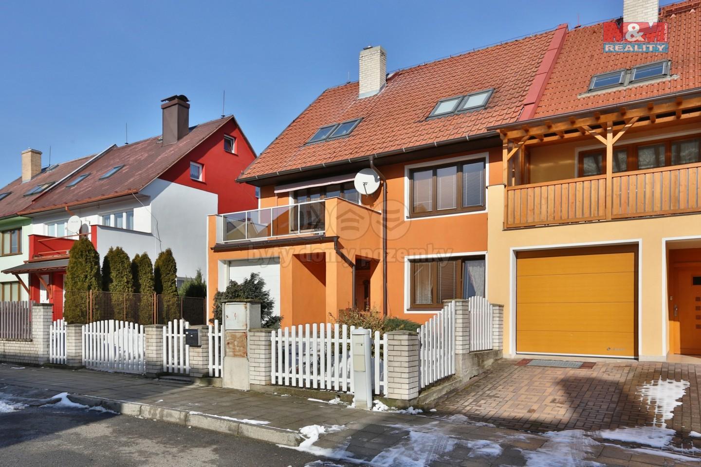 Prodej, rodinný dům, 7+2, Tachov, ul. Na Terase