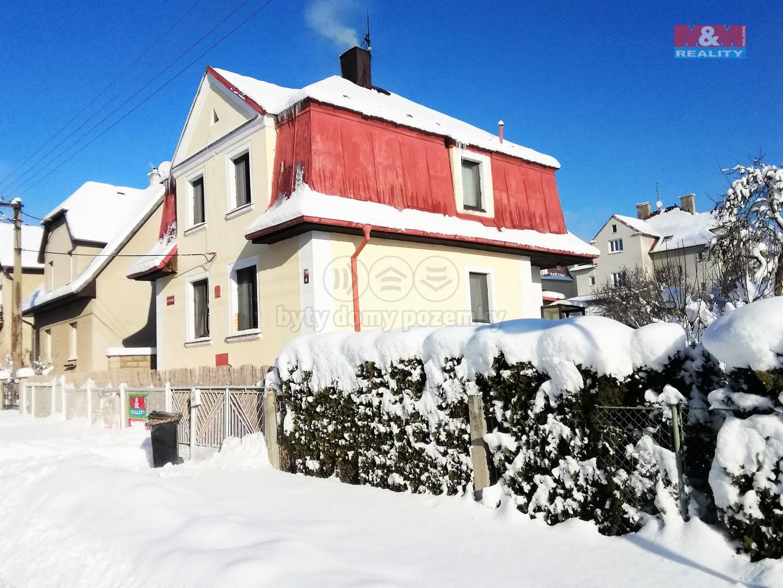 Prodej, rodinný dům 180 m2, Mariánské Lázně, Úšovice