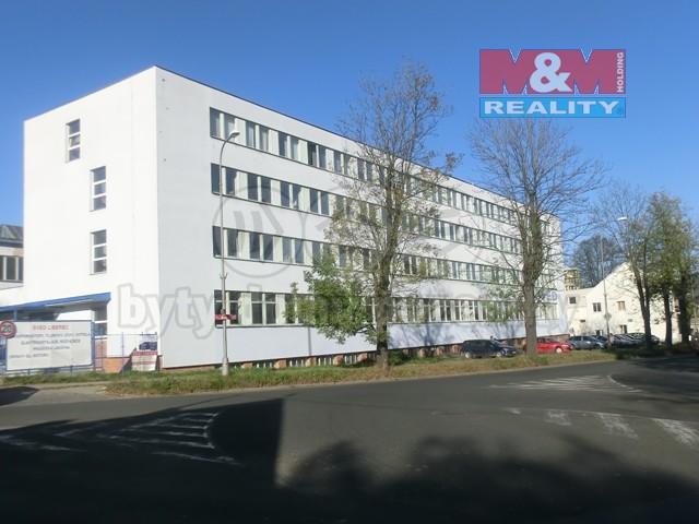 Pronájem, kancelář 15 m2, Liberec, Františkov