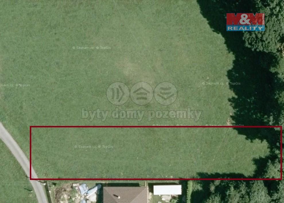 Prodej, pozemek, 2500 m2, Frýdlant nad Ostravicí