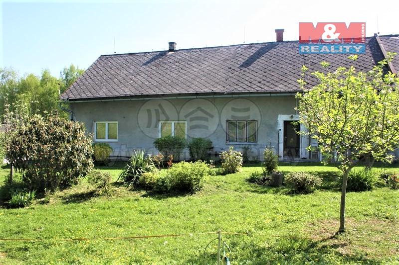 Prodej, rodinný dům, zahrada, Semínova Lhota