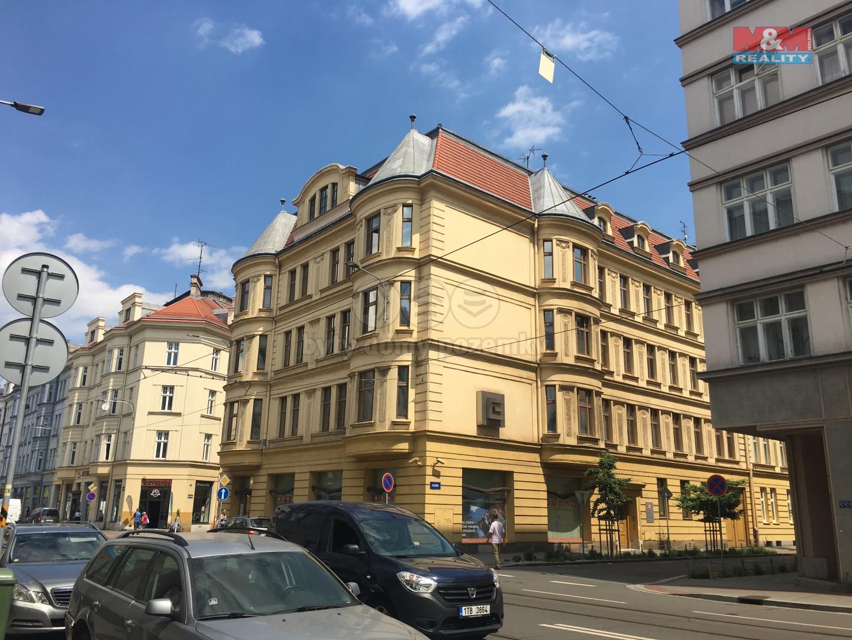 Pronájem, kancelářské prostory, 210 m2, Moravská Ostrava