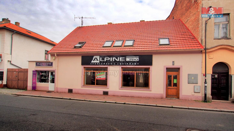 Prodej, Rodinný dům, 716 m2, Český Brod, ul. Krále Jiřího