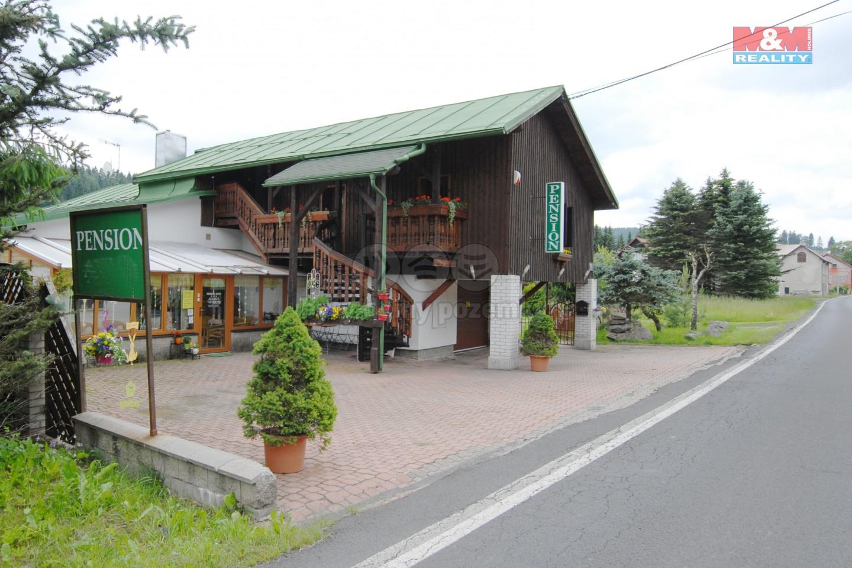 (Prodej, penzion, 270 m2, Pernink, ul. Karlovarská), foto 1/45