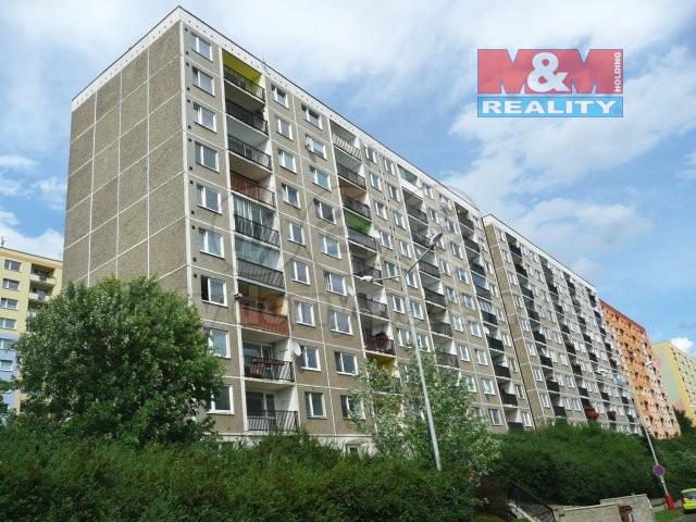 Prodej, byt 4+1, 75 m2, OV, Ústí nad Labem - Dobětice