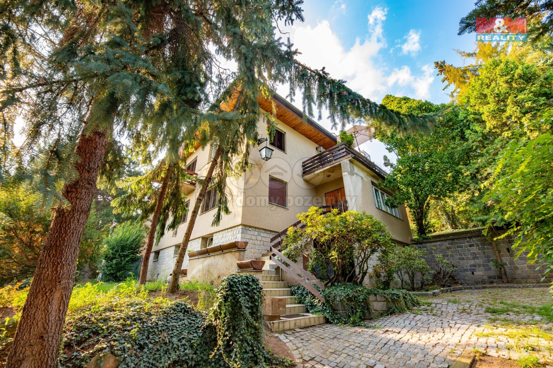 Prodej, vila, 1.650 m2, Praha 7 - Troja