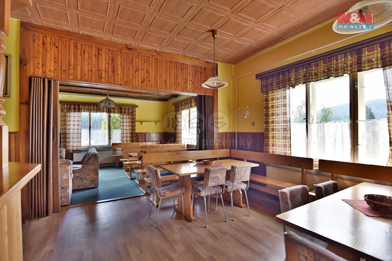 Prodej, restaurace s ubytováním, Albrechtice v Jiz. horách