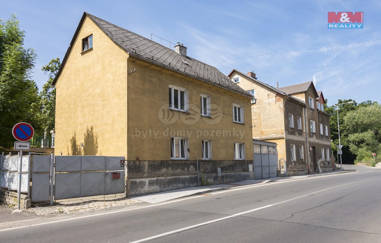 Prodej, rodinný dům, 548 m², Děčín, ul. Pivovarská