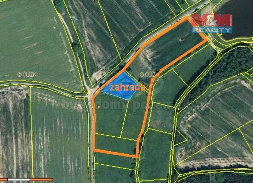 Prodej, zahrada, 30725 m2, Tymákov