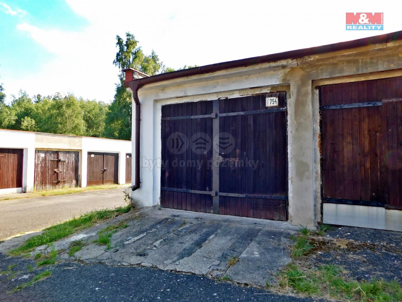 Prodej, garáž, 21 m2, DV, Litvínov, ul. Důl Pavel II