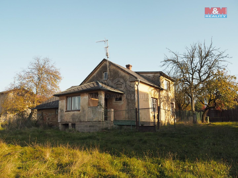 Prodej, rodinný dům 4+1, 1767 m2, Havířov - Prostřední Suchá