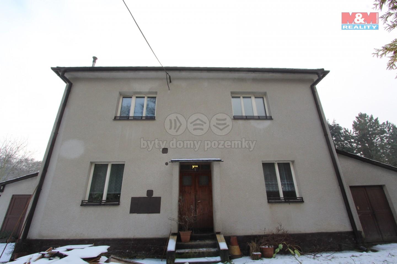 Prodej, rodinný dům, 3+1, 2+1, 3893 m2, Manětín