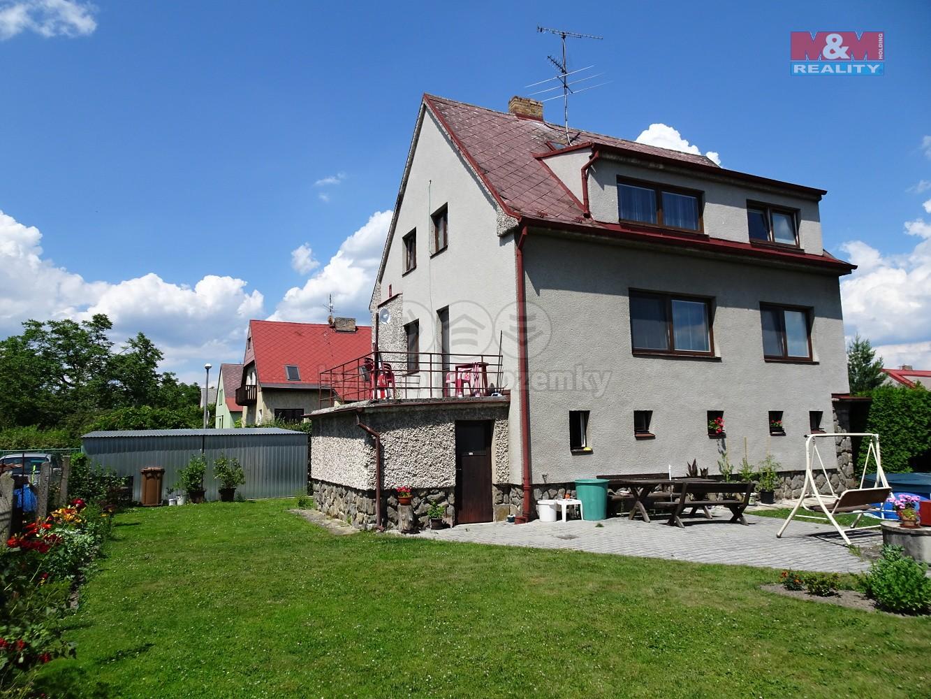 Prodej, rodinný dům, 590 m2, České Budějovice - Čtyři Dvory