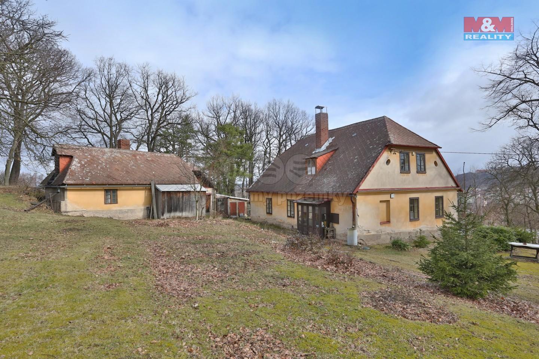 Prodej, rodinný dům, 10069 m2, Příbram (Prodej, rodinný dům, 10069 m2, Příbram), foto 1/26