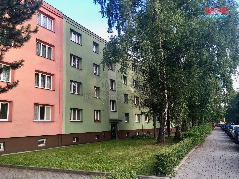 (Prodej, byt 2+1, 55 m2, Ostrava - Zábřeh, ul. Volgogradská), foto 1/13