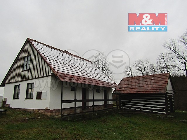 Prodej, rodinný dům, Mladějov