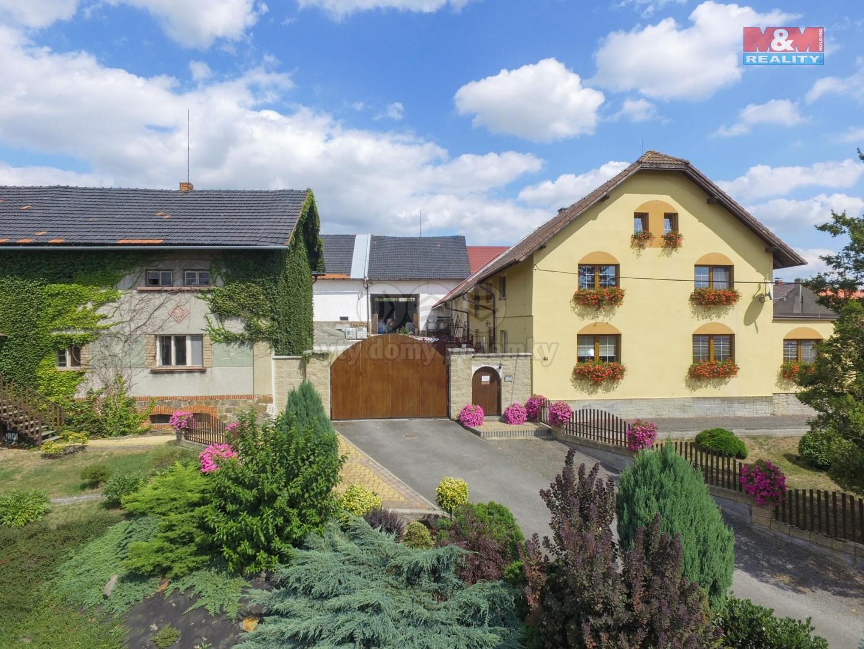 Prodej, rodinný dům, 4158 m2