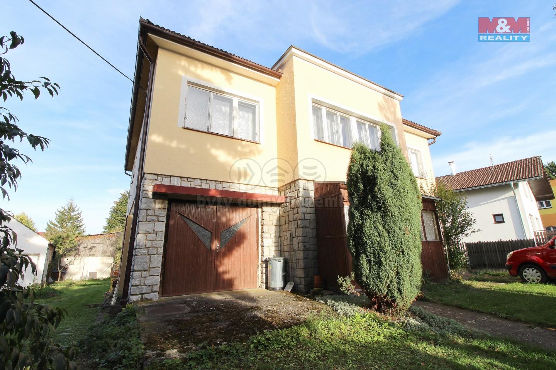 Prodej, rodinný dům, 1089 m2, Blovice, ul. Tyršova