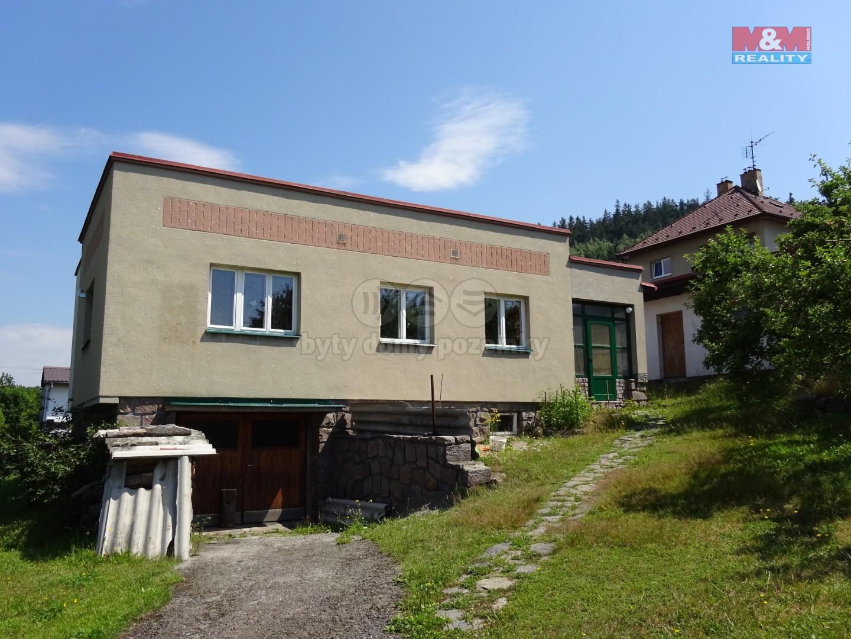 Prodej, rodinný dům, Jimramov, ul. Nad Vápenicí