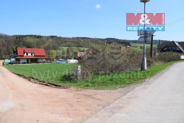 Prodej, stavební parcela, 1120 m2, Potštejn
